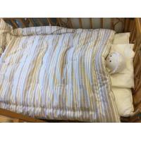 赤ちゃんの肌に直接触れる寝具だからこそ 天然素材にこだわります