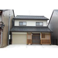 町屋風の住宅