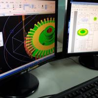 CAD/CAMによる試作品のデータ作成