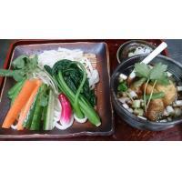 野菜3倍もりうどん(そば)