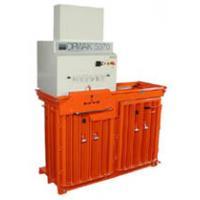 圧縮減容機 : 安全性重視のシンプルな構造。