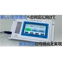 [CO2ロギングメータ]・室内のCO2濃度を測定し警告音で換気を促す