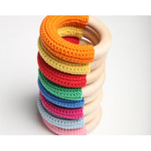 ANNA KOUKKU 'Crochet-Teething-Ring'